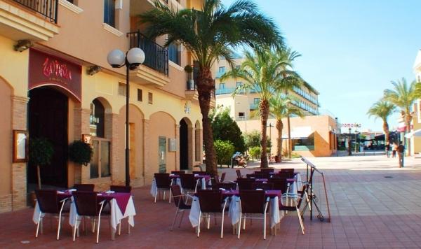 La Diva Restaurante - Los Alcázares