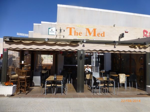 The Med Bistro and Bar - Guardamar del Segura