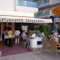 The Italian Affair - Orihuela Costa