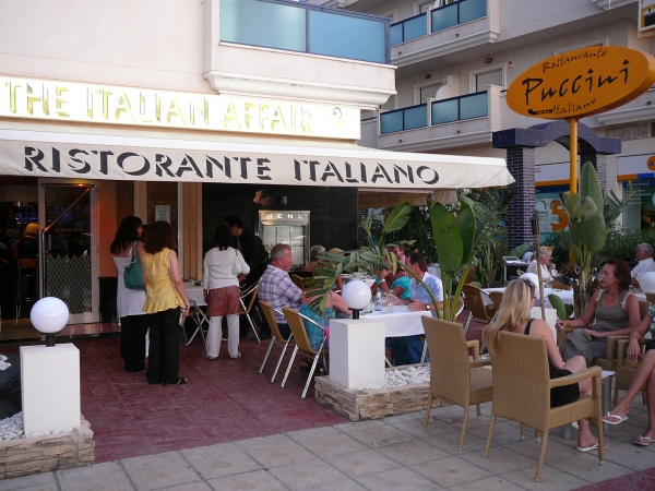 The Italian Affair - Orihuela Costa